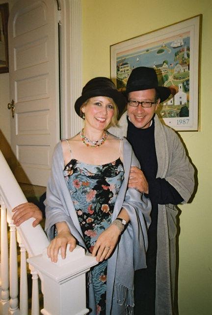 Gretchen & David