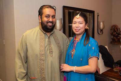 Vivek and Ari