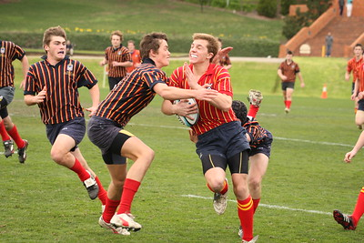 Seniors rugby 11/08/2007