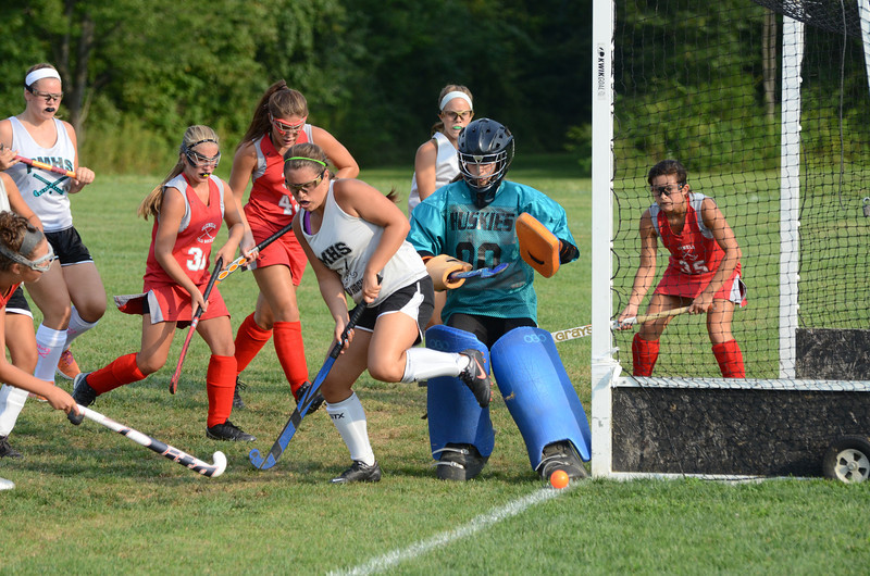 JV Field Hockey August 24 vs Glenelg
