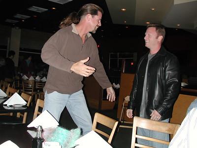 NHHS Dinner - November 6, 2004