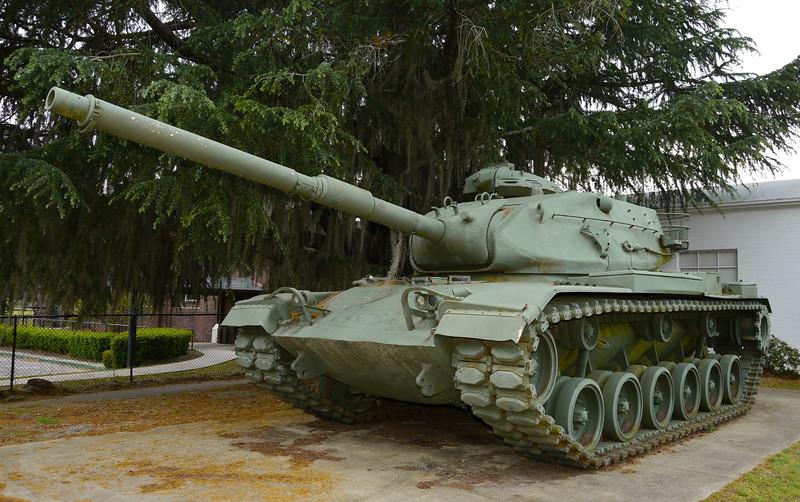 AL Post 15 - Sumter, SC - M60A3