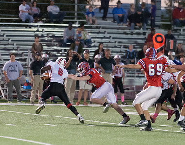 JV Football vs Slaughter