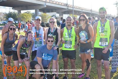 Jacksonville Marine Corps Half Marathon & Freedom 5K - 10.14.17