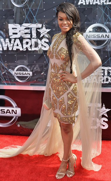 2015 BET Awards - Microsoft Theater - June 28, 2015 in Los Angeles, California.