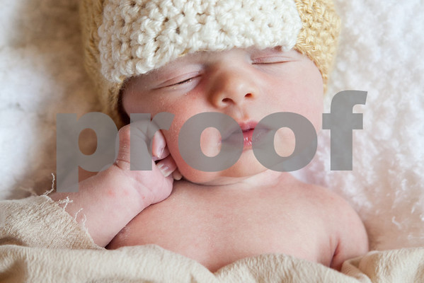 Baby K: 2-weeks-old