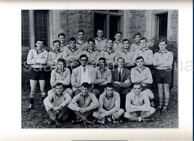 1958 Team Photos