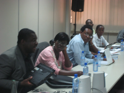 ACP Project - WS Ghana