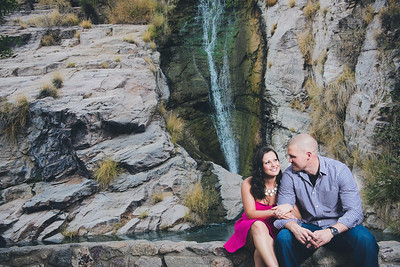 Genevieve & Zack Engagement
