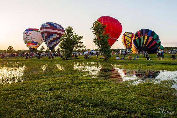 2014 Gulf Coast Hot Air Balloon Festival