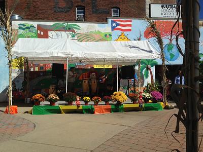 2013 Harvest Festival (at Main & Cabot)