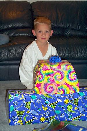 2000-10-27 Tynan's Birthday