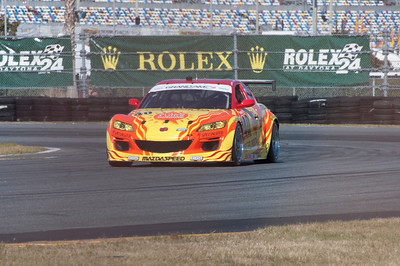 Mazda at 2012 Roar Before the 24