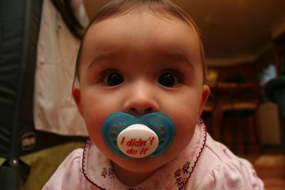 Leela Eight Months