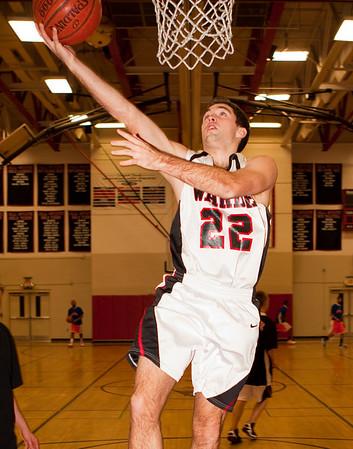 FWHS: Basketball Senior Photos