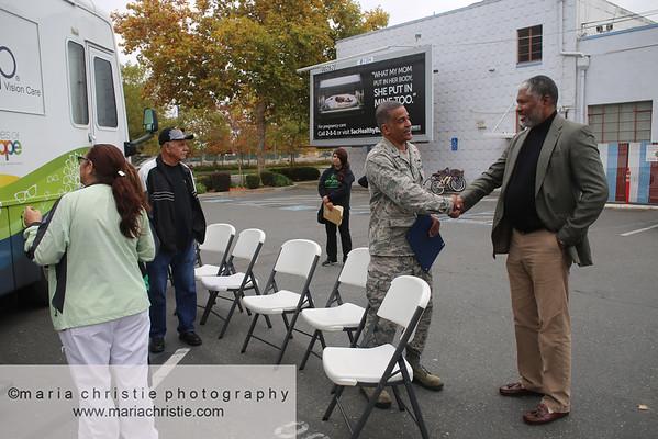VFW - Veterans Day 11-11-2014  -  Dr. Daryl Hunter