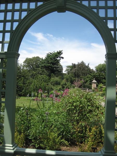 Old Westbury Gardens.