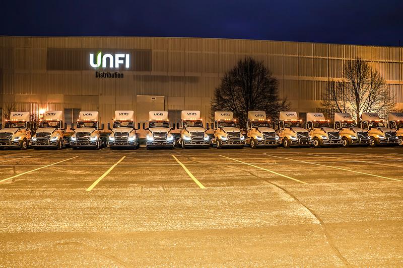 Unfi truck Line up streight.jpg