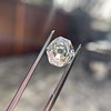 2.12ct Octagonal Flat Cut Diamond, GIA M VS2 36