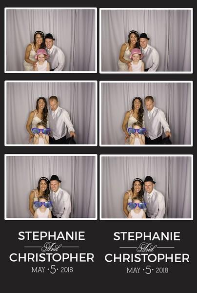 Stephanie & Chris