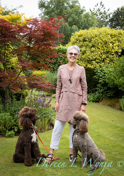 Jacky O'Leary designer and her poodles_2881.jpg