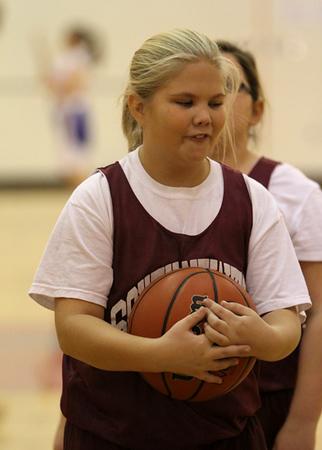 SNMS Girls Basketball 6 vs TC 2011