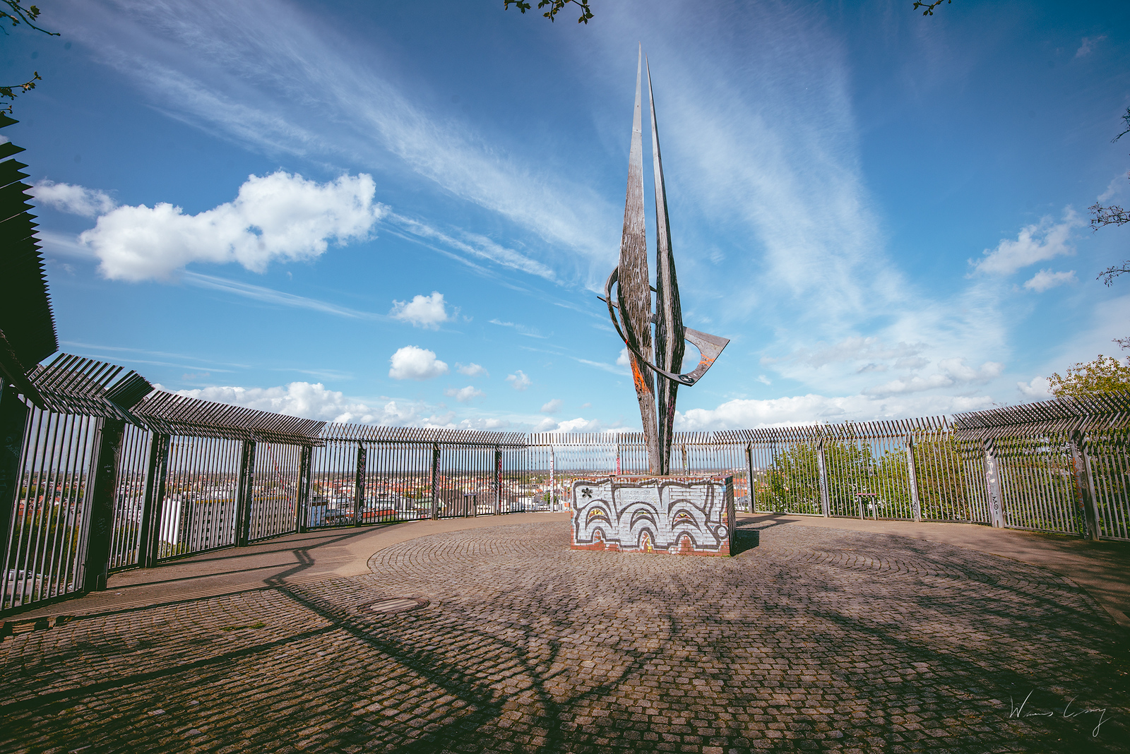 深入柏林納粹防空塔廢墟 見證希特勒的狂妄幻想 by 旅行攝影師張威廉 Wilhelm Chang