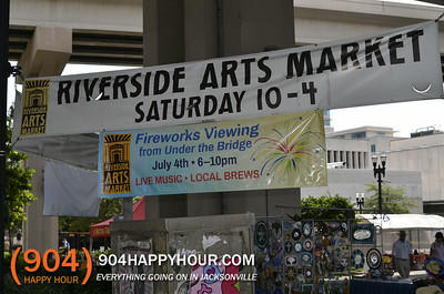 Riverside Arts Market - 6.28.14