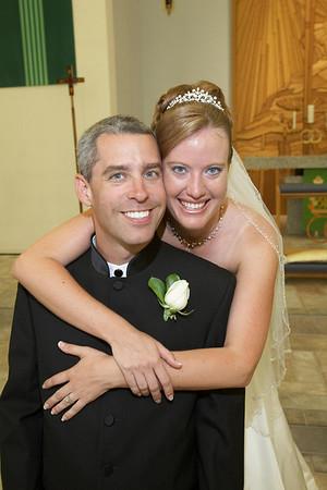 2006 Bill Martchenke and Colleen Dolan Wedding