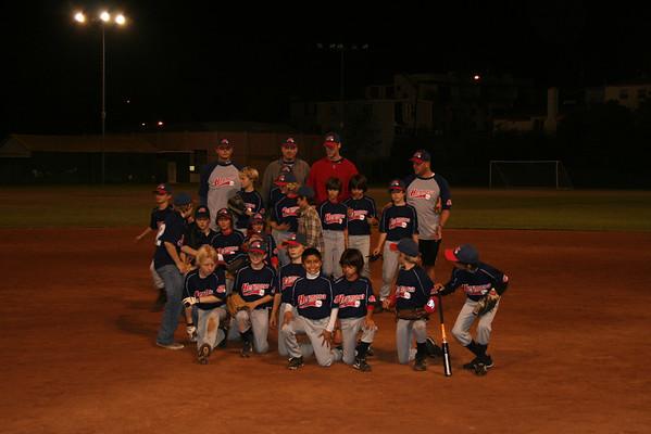 2007 Fall Major Teams