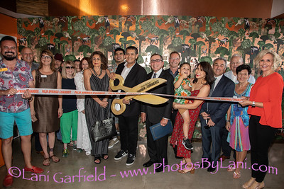 Museum Persimmon Ribbon Cutting-Opening & Arts Commission 30X30 Awards by Lani