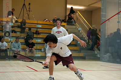 2011-02-26 Andrew McComas (Haverford) and Milo Watanabe (Boston College)