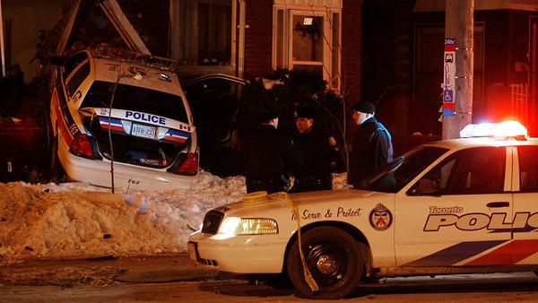 January 25, 2009 - Police-Involved MVC - Jane Street / Hanley Avenue