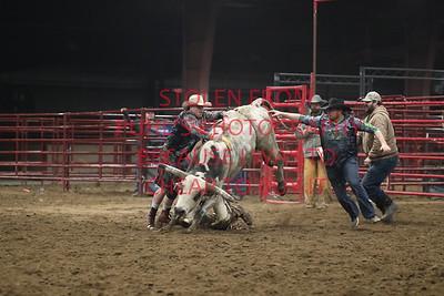 sun 9. bull riding