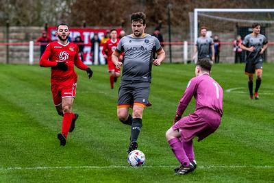 Prestwich Heys FC (a) W 2-0 *