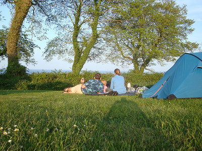 Easter Camping Holiday