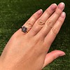 .53ctw Rose Cut Halo Ring, by Single Stone 46