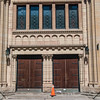 "<a href=""http://www.stgeorgestoronto.org/index.html"" target=""_blank"">St George's Greek Orthodox Church</a> Entrance"