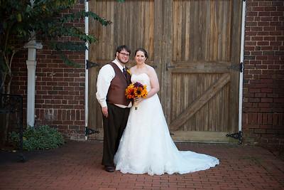 Amanda & Josh's Wedding