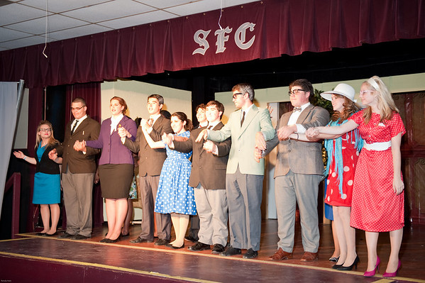 Santa Fe High School Play: How To Succeed In Business Without Really Trying