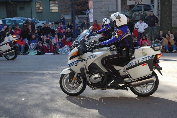 2011 Raleigh Christmas Parade