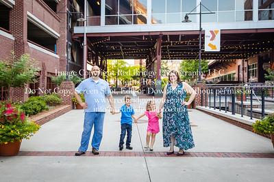The Luedke Family : Durham, NC