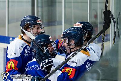 Playoff 1/4-Final (3): EVZ Novizen Elite - Gottéron MJ Sàrl