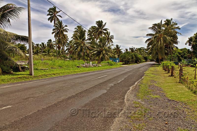 Ara Tapu Road, Arorangi, Rarotonga