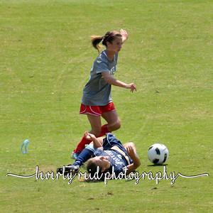 2011 081311 Baylor vrs. Farragut (HS Girls Scrimmage)