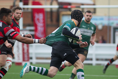 Cheltenham Rugby V Chosen Hill - 16th February 2019