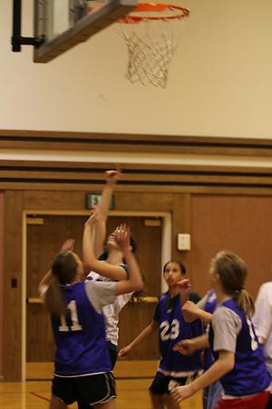 YW Basketball 2012