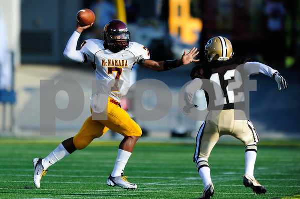 Landon High at McNamara (Patriot Football Classic)