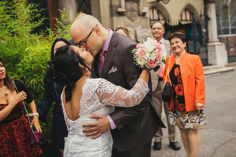 Mariage Civil Yohanna & Thomas