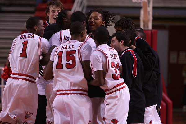 Lamar Mens Basketball